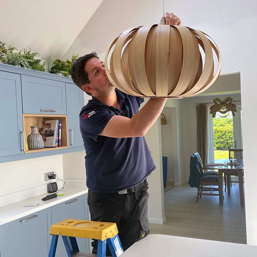 Cornwall Electrician home